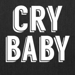 Cry Baby - Tote Bag