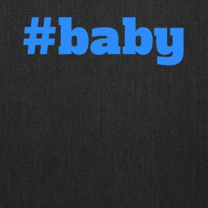 Hashtag Baby - Tote Bag
