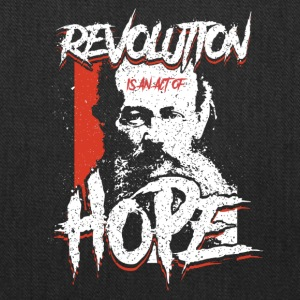Kropotkin - Revolution Is Hope - Tote Bag