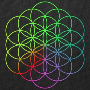 Coldplay Flower of Life - Tote Bag