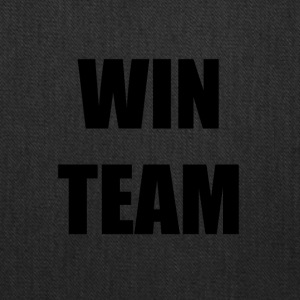 win team - Tote Bag