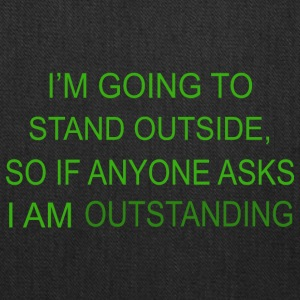 I Am Outstanding - Tote Bag