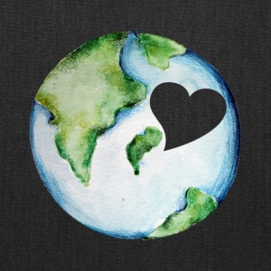 Earth day love - Save our planet - Tote Bag