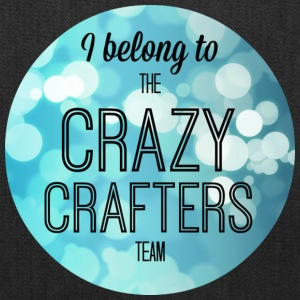 Crazy Crafter Picture - Tote Bag