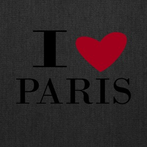 I love Paris - Tote Bag