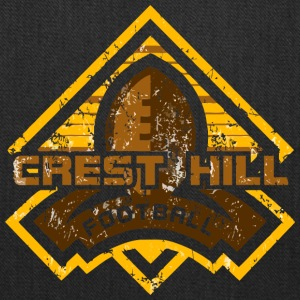 CREST HILL FOOTBALL - Tote Bag