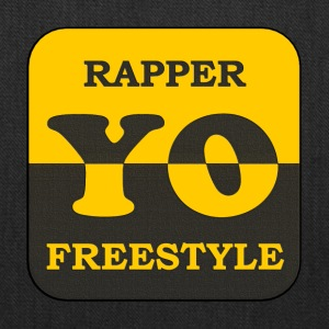 Rapper yo freestyle - Tote Bag
