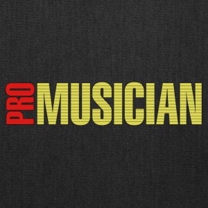Pro musician red yellow - Tote Bag