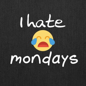 I hate Mondays - Tote Bag