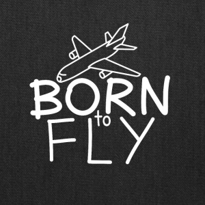 Born to fly - Tote Bag