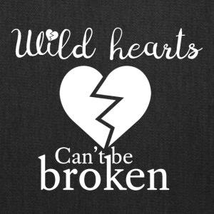 Wild hearts can't be broken - Tote Bag