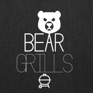 Bear grills - Tote Bag