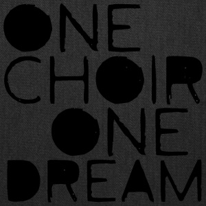 One Choir One Dream - Tote Bag