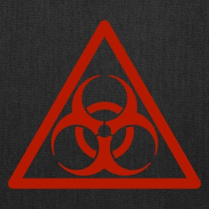 Biohazard Red - Tote Bag