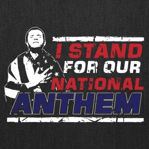 National Anthem! USA Patriot Punisher - Tote Bag