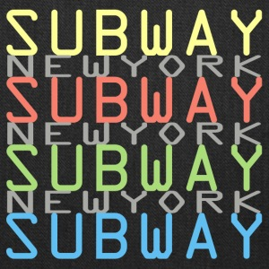Subway New York - Tote Bag