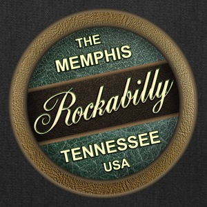 The Memphis Rockabilly Music Tennessee - Tote Bag