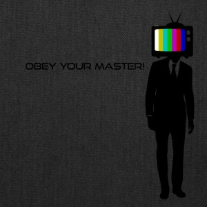 Obey your Master! - Tote Bag