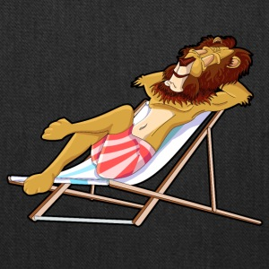 Beach lion - Tote Bag