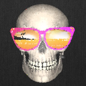 Vacation skull - Tote Bag