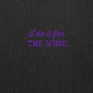 Do it for Wine - Tote Bag