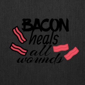 Bacon is able to do miracles - Tote Bag
