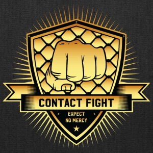 Contact Fight Gold - Tote Bag