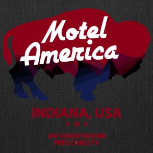 Indiana Of Motel America Free - Tote Bag