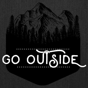 Go Outside - Tote Bag