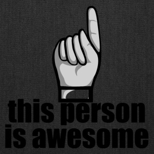 This Person is Awesome - Tote Bag