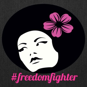 #freedomfighter - Tote Bag