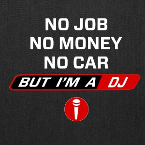 But I'm DJ - Tote Bag