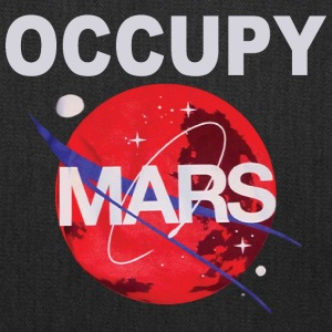 OCCUPY MARS - Tote Bag