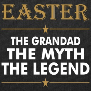 Easter The Grandad The Myth The Legend - Tote Bag