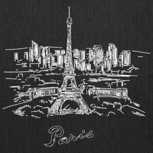 Paris City - France - Tote Bag
