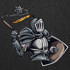 armored knight - Tote Bag