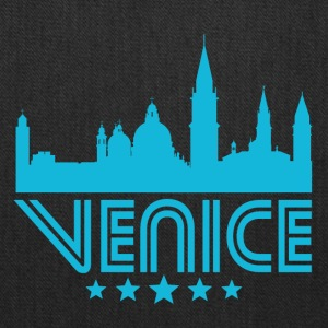Retro Venice Skyline - Tote Bag