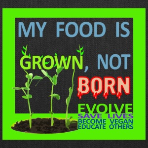 GROWN NOT BORN - Tote Bag