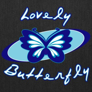 Lovely butterfly - Tote Bag