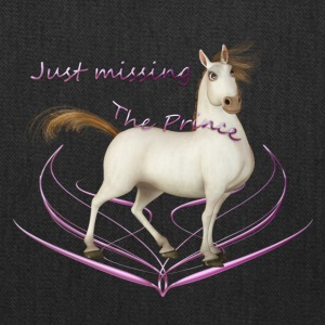 Missing the Prince - Tote Bag
