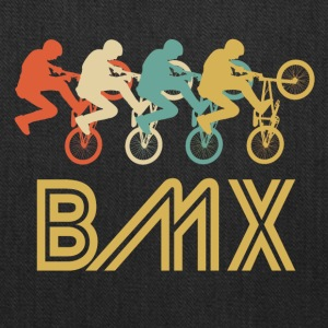 Retro BMX Pop Art - Tote Bag