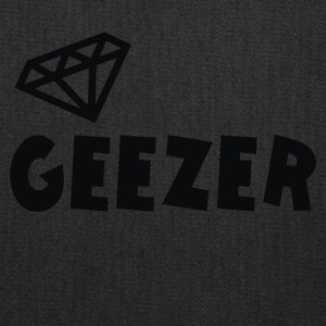 Diamond Geezer - Tote Bag