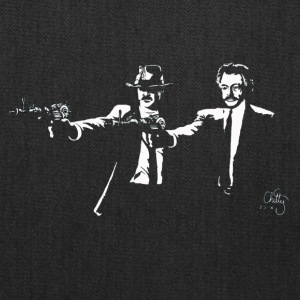 Jack and Nero: Pulp Fiction - Tote Bag