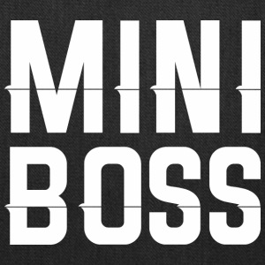 Mini Boss - Tote Bag