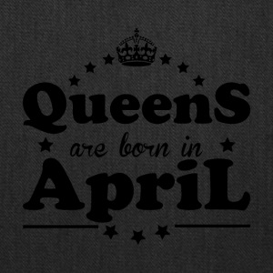 Queens Born - Tote Bag