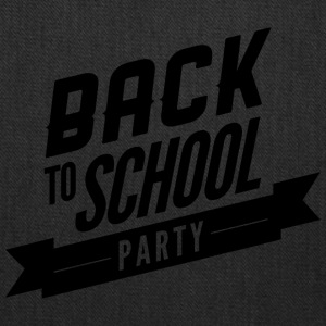 back_to_school_party - Tote Bag