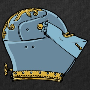 knight_helmet_2 - Tote Bag