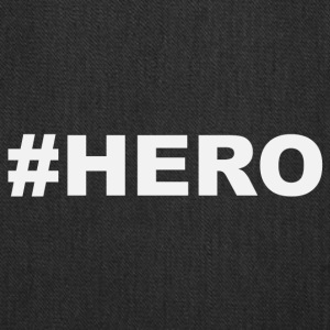 #Hero 1 (2141) - Tote Bag