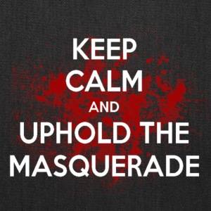 Uphold the Masquerade - Tote Bag