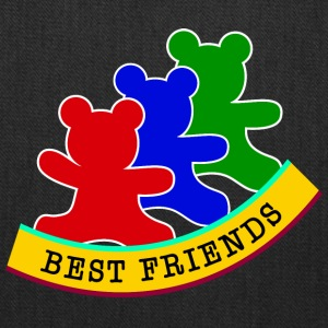 best friends / friends - Tote Bag